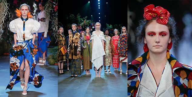 Fashionshow Liselore Frowijn